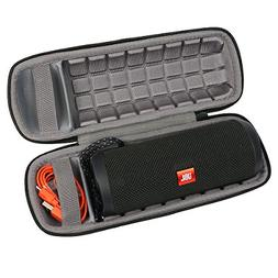 Hard Carrying Travel Case for Flip 3 4 Waterproof Portable B