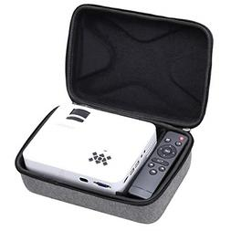 Hard Carrying Travel Case for TOPVISION Mini Projector Video