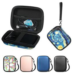 Hard EVA Shockproof Carrying Case for Western Digital WD My