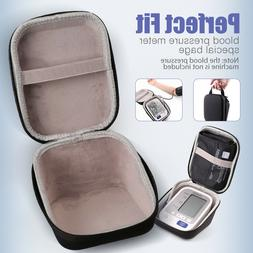 Hard Carrying Case Storage Bag For Omron 5 Series Arm Blood