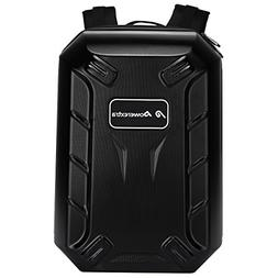 Powerextra Waterproof Hard Case Carry Backpack for DJI Phant