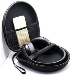 Headphone Headset Carrying Hard Case Storage Bag Pouch Holde