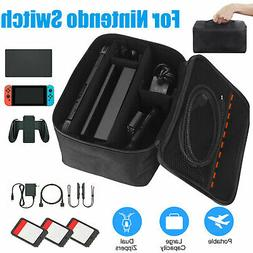 For Nintendo Switch Travel Carrying Case Protective Storage