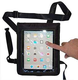 e-Holster iPad Carrying Case with Shoulder Strap and Touch C