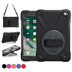 iPad Mini 4 Case, TSQ Carrying Rugged Protective Heavy Duty