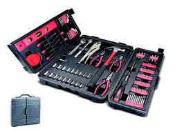 Archstone 123-Piece Tool Kit Set with Carry Case