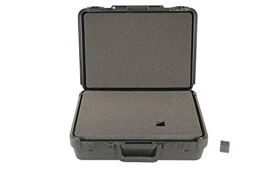 "PFC 150-110-033-5PF Plastic Case with x 11"" x 1/4"", Width, 15"""