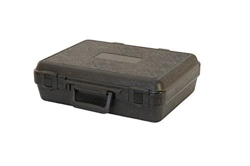 "PFC Plastic Case with Foam 15"" 1/4"", Height, Width,"