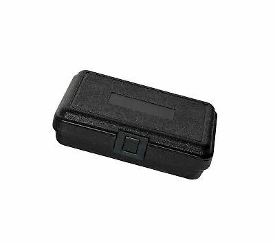 "PFC Plastic Case, 1/2"" x 1/2"", Black"