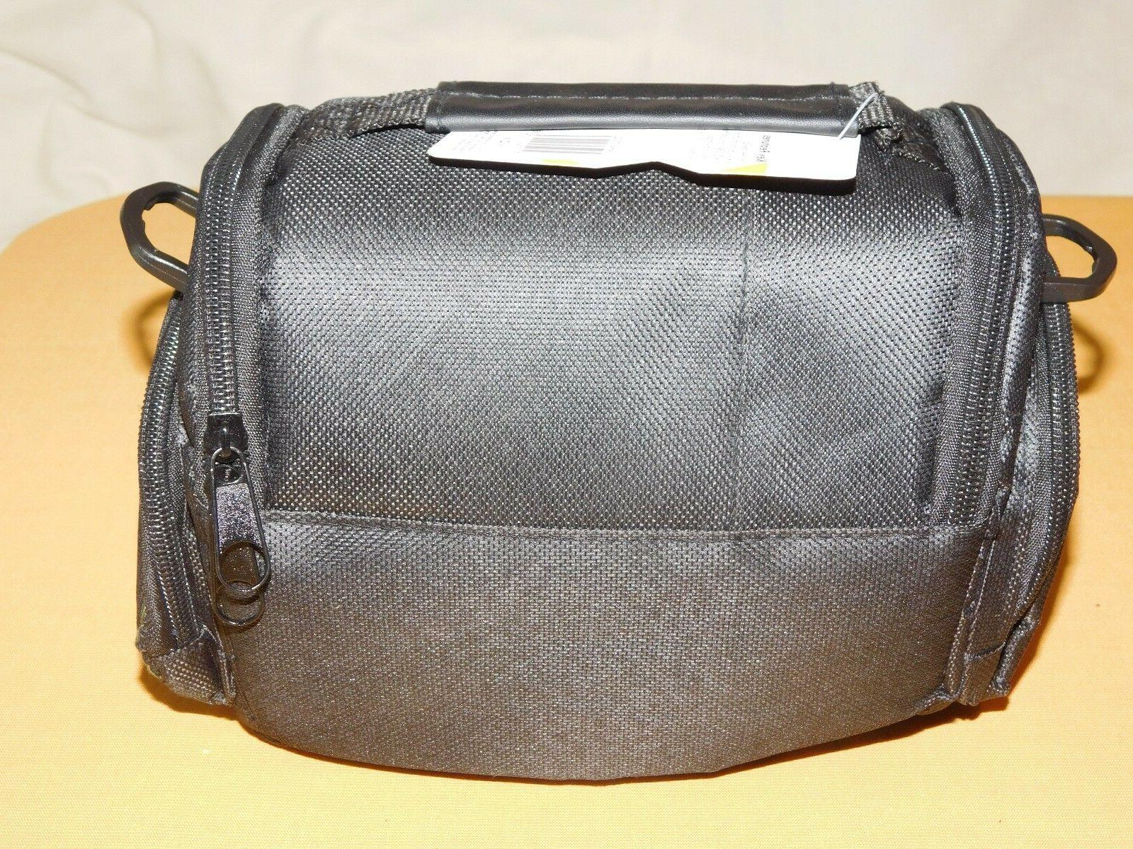 """10 3/4"""" X 1/12"""" DIGITAL CAMERA PADDED CARRYING CASE NEW"""