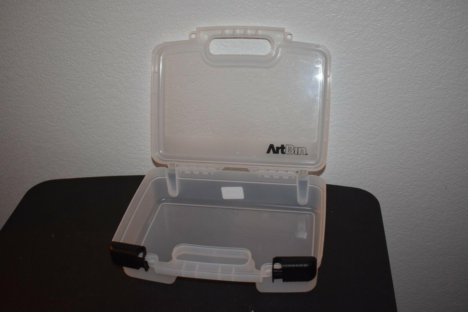 ArtBin Quick View Deep Carrying New
