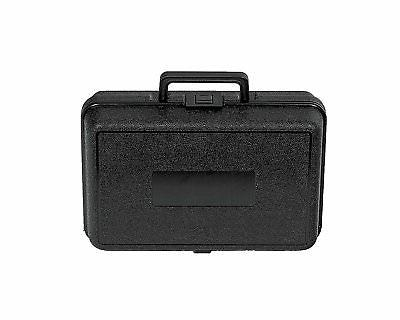 "PFC 120-080-038-5SF Case, 12"" x 3 3/4"", Black"