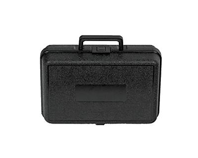 "PFC 120-080-038-5SF Plastic Carrying Case, 12"" x 8"" x 3 3/4"""