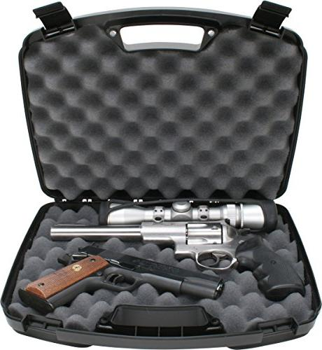 MTM Case Up to 8.5-Inch Revolver Barrel
