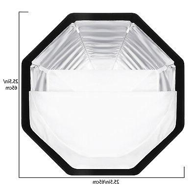 Neewer Softbox with Speedring, Carrying Case