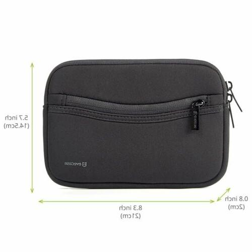 6-7 GPS Storage Sleeve Bag Carrying Cover