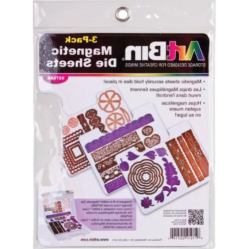 6979ab magnetic sheets 3 x