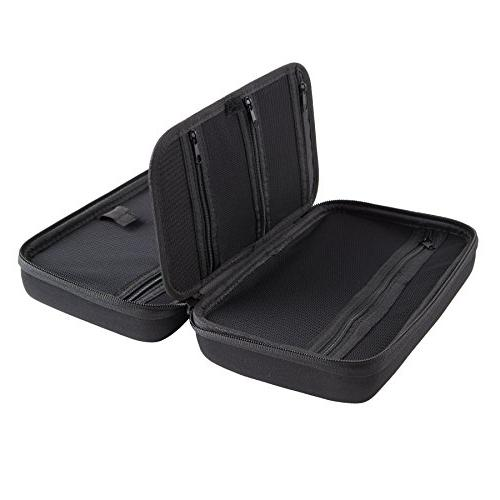 """Caseling Universal Electronics/Accessories Travel Carrying 2.8"""""""