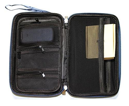 "Caseling Electronics/Accessories Bag, 9.8"" x 2.8"""