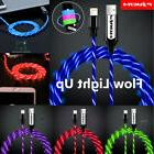 Flow LED Light-up Lightning Charging Cable Smart Charger for