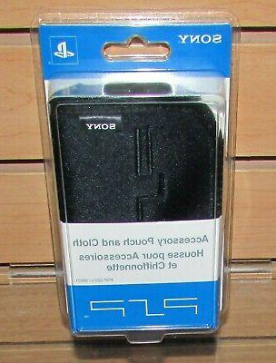 Sony Computer Entertainment PSP Accessory Carrying Case And