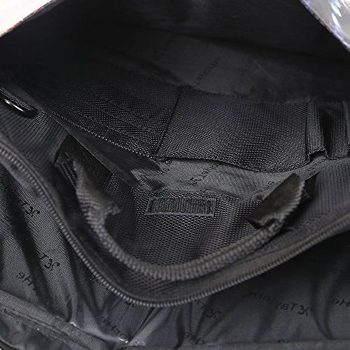 TaylorHe 15.6 inch 15 inch Wearing Case Bag Pockets and Strap Jack