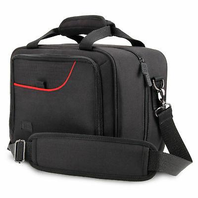 USA Gear Carrying Case Bag for Yuneec Breeze Flying Camera &