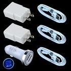 Wall/ Car Charger Micro Cable For Samsung Galaxy S7 S6 Activ