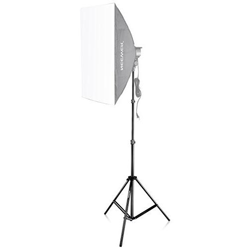 Neewer 28-83 inches/72-210 centimeters Adjustable Alloy Stands with Case Video, Photography Reflectors, Softboxes and Umbrellas