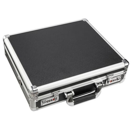 Bory Aluminum Briefcase Business Office Case