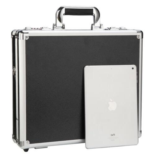 Bory Aluminum Briefcase Business Office Outdoor Case
