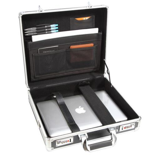 Bory Aluminum Briefcase Business Case