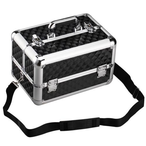 Aluminum Hard Case Mens Briefcase Carrying Home