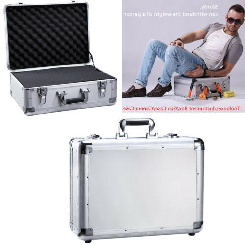 Aluminum Hard Equiment Toolboxes with