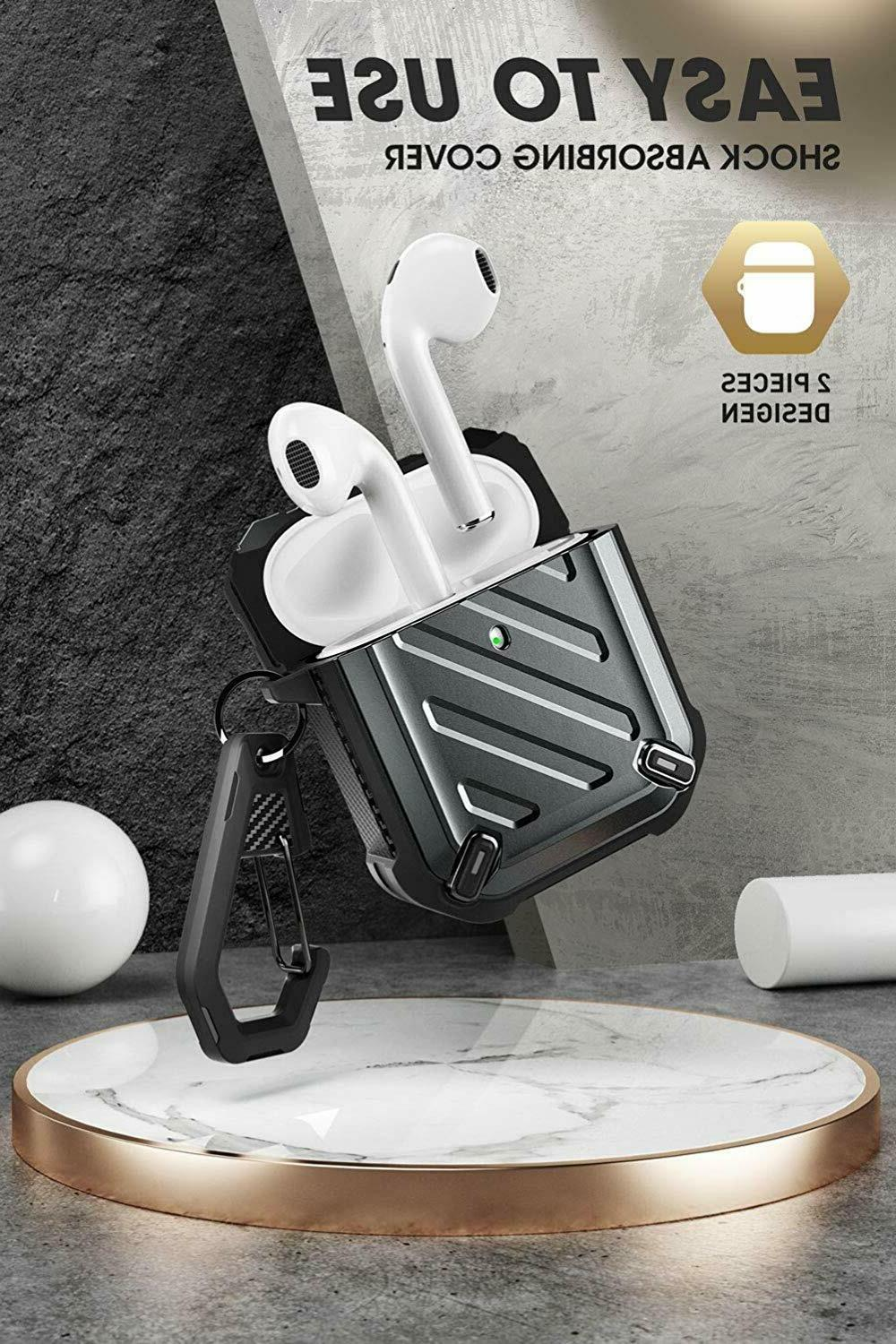 For Airpods / 2nd Case SUPCASE UB Rugged Protective AirPods