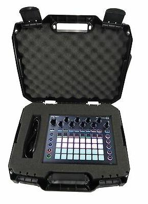 armorxl travel carrying case for novation circuit