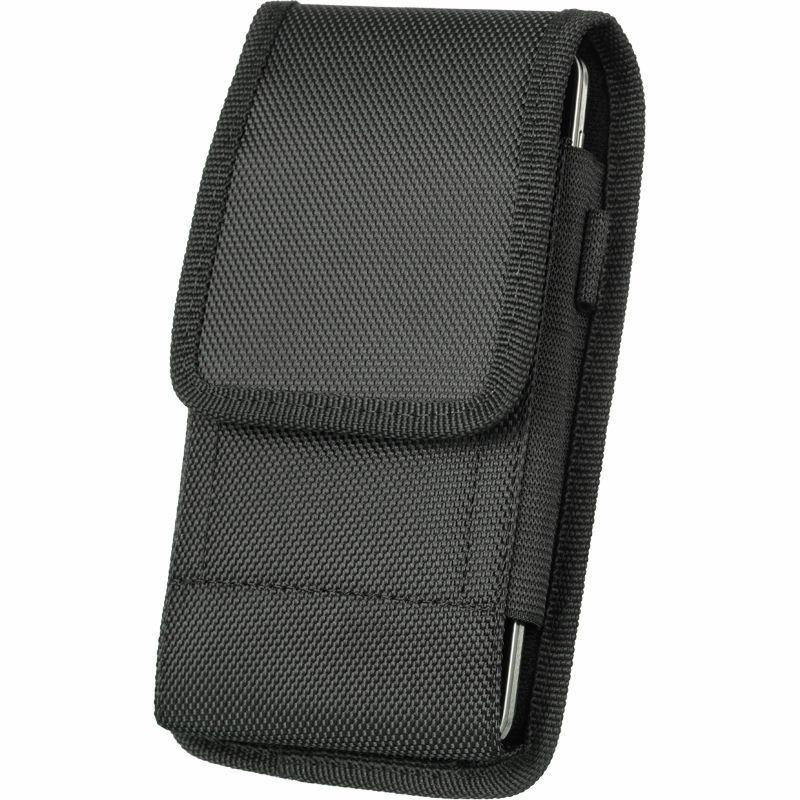 Vertical Holster Belt Clip Carrying Case Pouch Cover For App