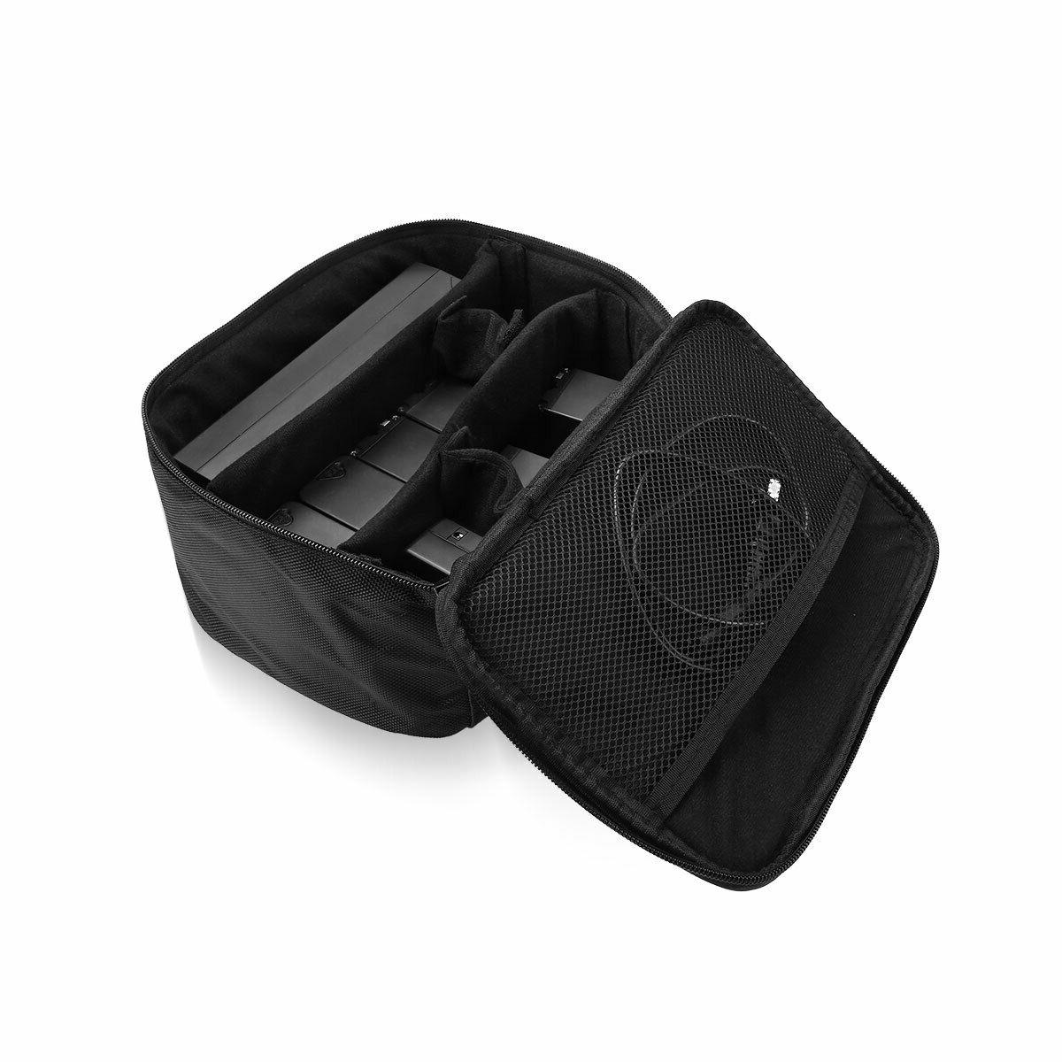 Black Carrying Bag For Nintendo Console