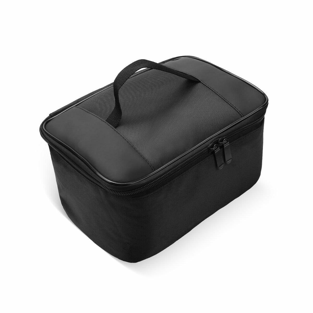 Black Carrying Travel Case Bag Switch Console Accessory Storage New