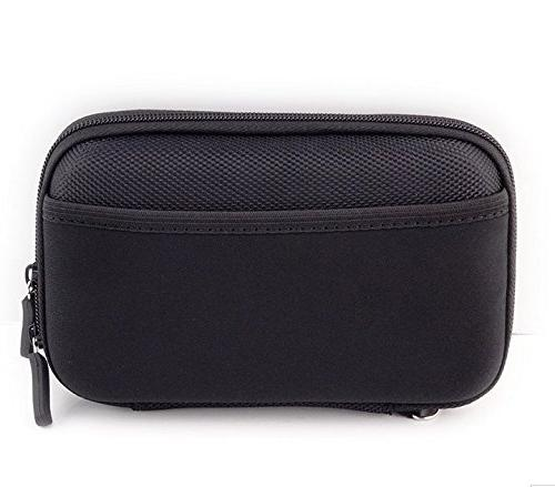 eBuymore Black Case for Camera Charger