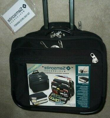 Samsonite Business Wheeled Computer Case -