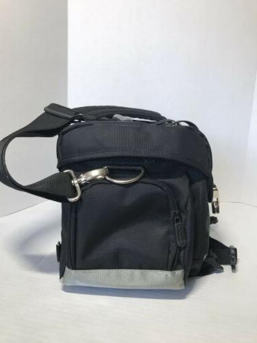 Canon Camera Deluxe Gadget Case Padded Dividers New