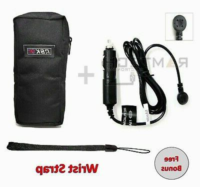 car power cable carrying case for garmin