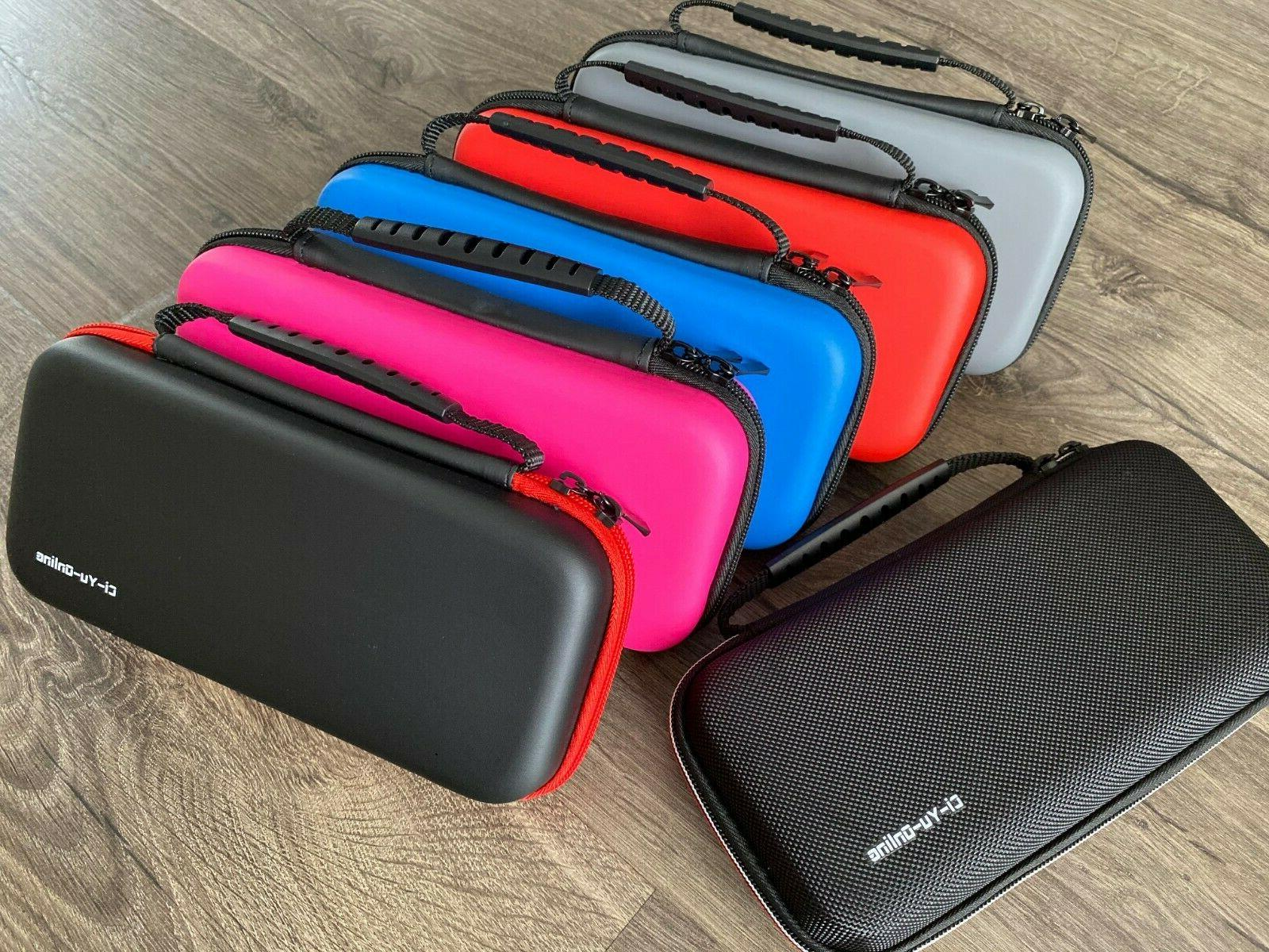 carry case for nintendo switch lite 2019