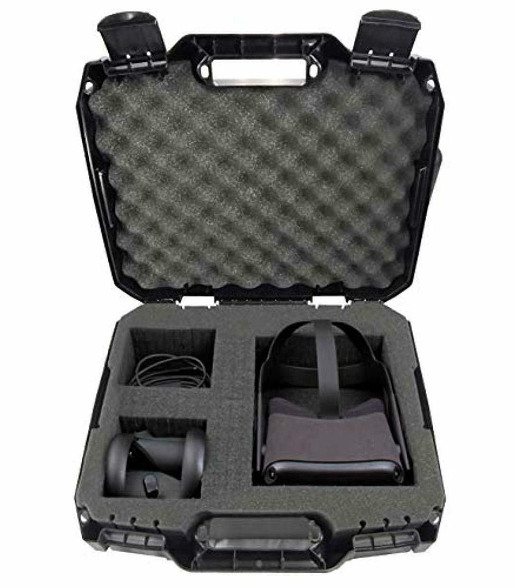 carry case with customizable foam compatible