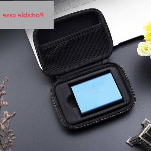 Carrying Case Bag For Samsung T5/T3/T1 500GB 2TB USB