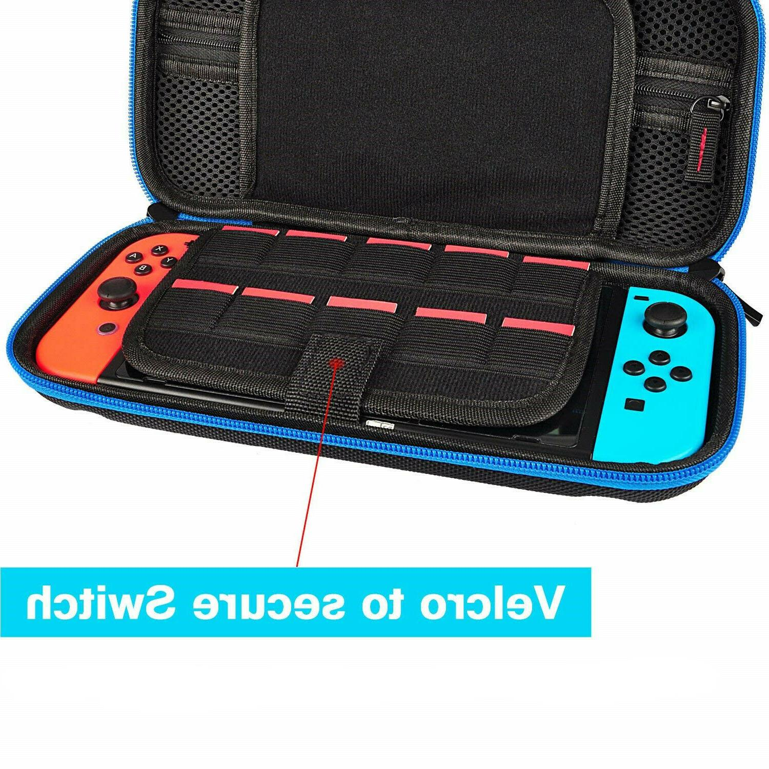 Carrying Case for Switch Protective Hard Portable