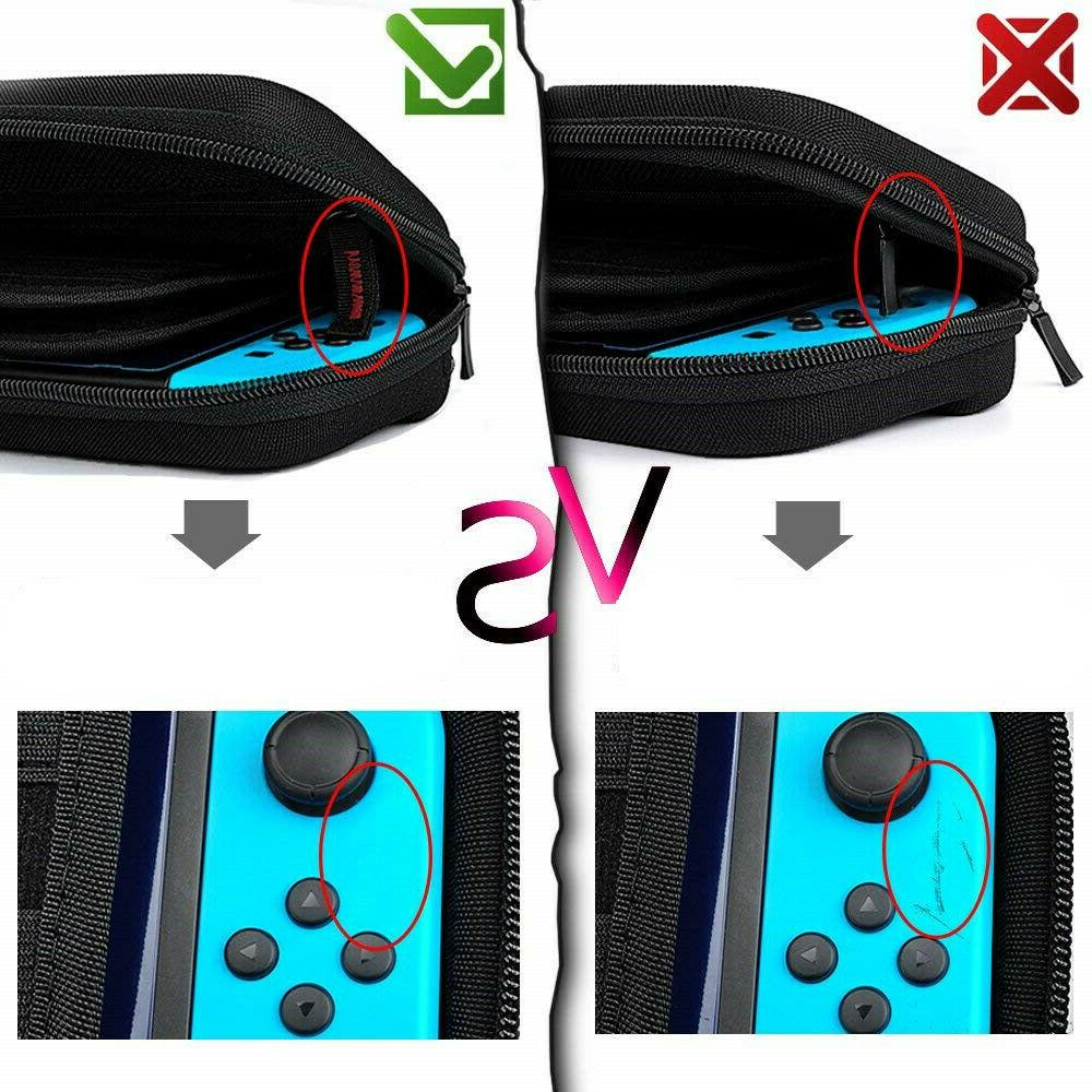 Carrying for Switch Protective Hard Shell Portable Travel