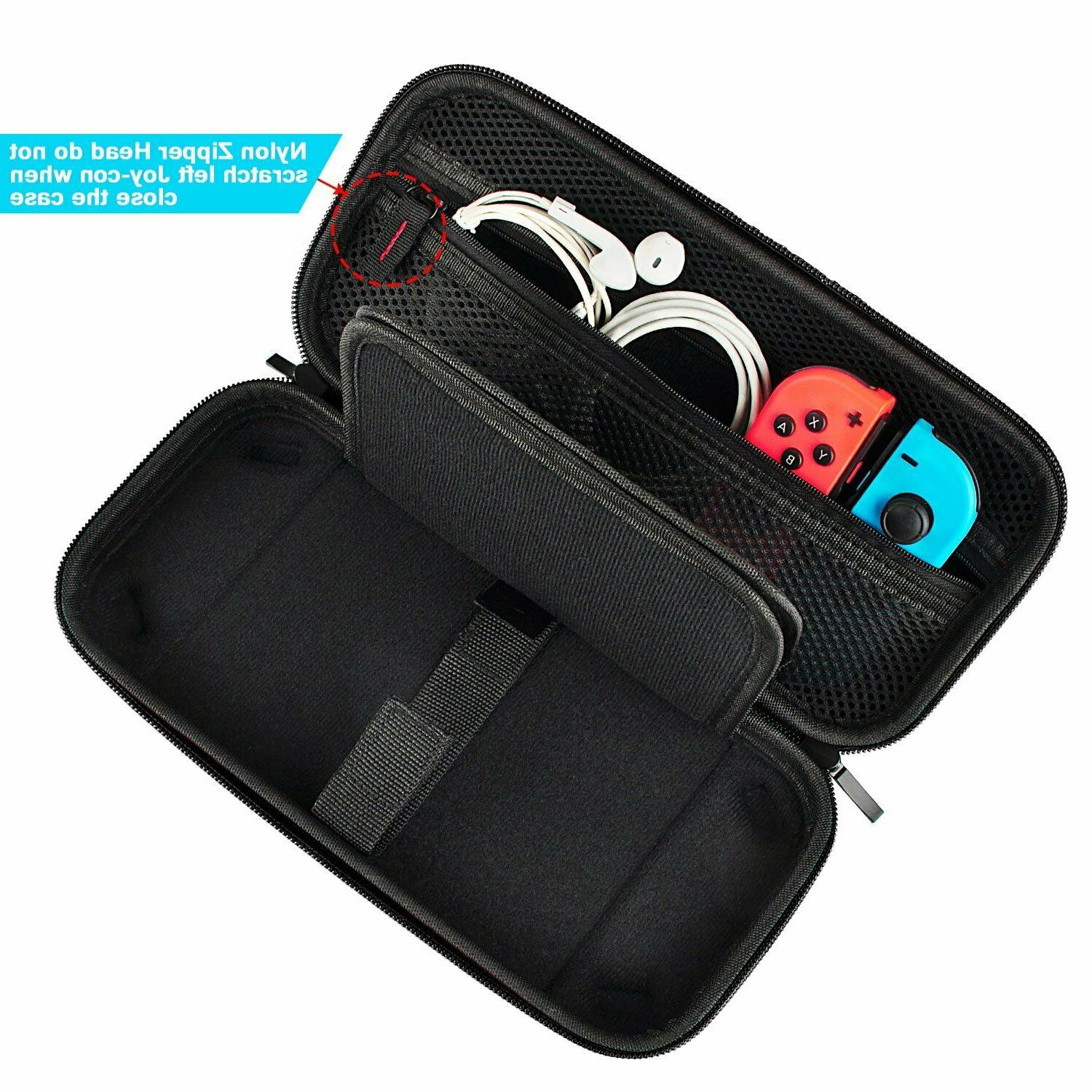 Carrying Nintendo Switch Protective Hard Portable