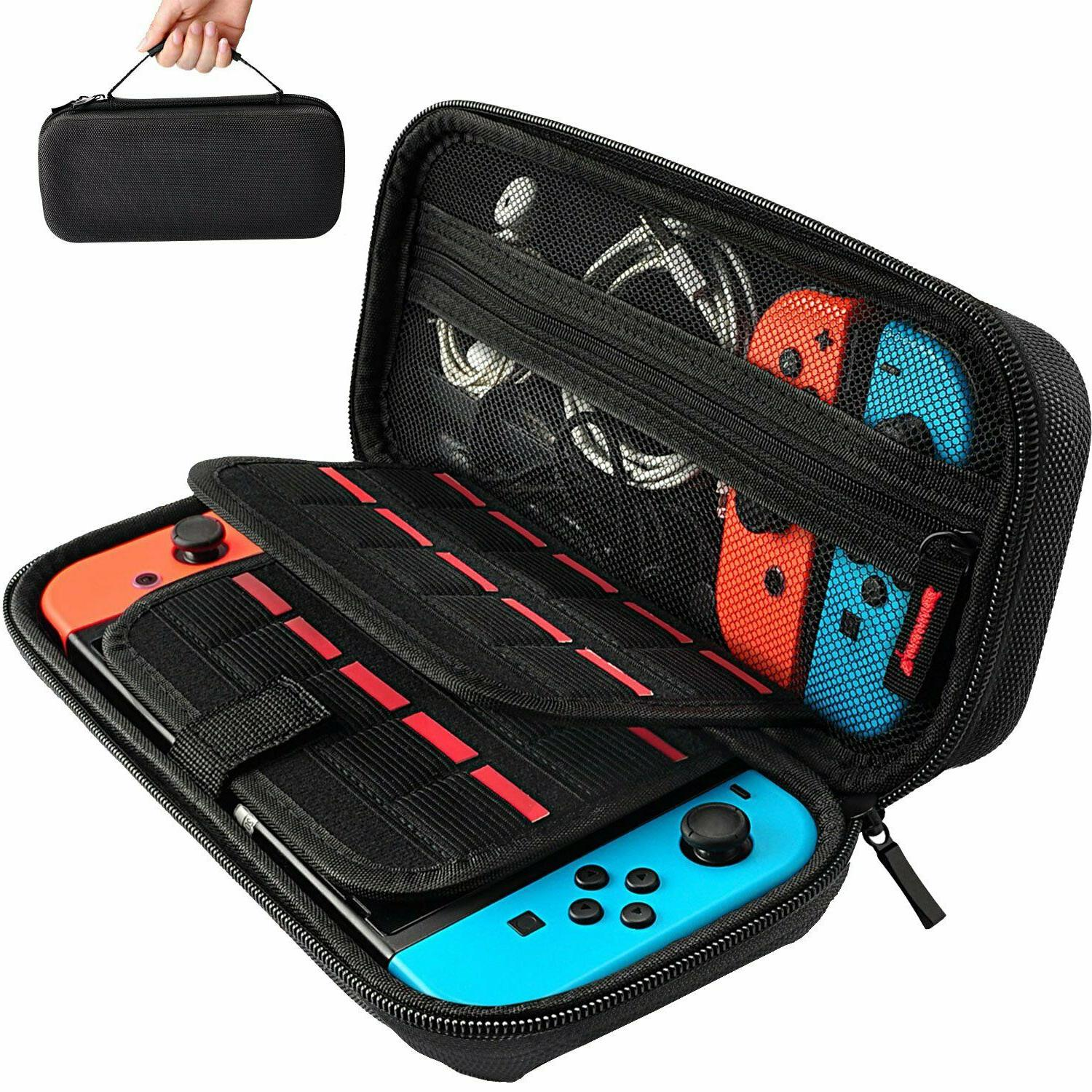 carrying case for nintendo switch protective hard